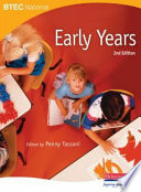 """BTEC National Early Years"" by Penny Tassoni"