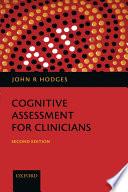 Cognitive Assessment for Clinicians