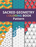 Sacred Geometry Pattern Coloring Book