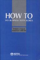 How to Trade With Korea