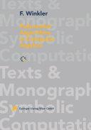 Polynomial Algorithms in Computer Algebra [Pdf/ePub] eBook