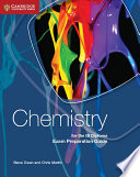 Books - Chemistry For The Ib Diploma Exam Preparation Guide | ISBN 9781107495807