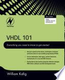 Vhdl 101 Book PDF