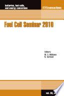 Fuel Cell Seminar 2010 Book