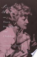 Stella Adler on Ibsen  Strindberg  and Chekhov