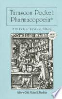 Tarascon Pocket Pharmacopoeia 2015 Deluxe Lab-Coat Edition