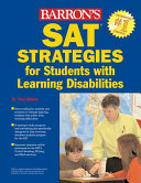 Barron s SAT Strategies for Students with Learning Disabilities Book