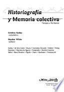 Historiografía y memoria colectiva