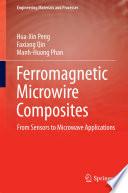 Ferromagnetic Microwire Composites Book