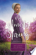 An Amish Spring Book