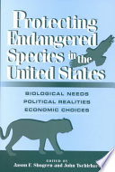 Protecting Endangered Species in the United States