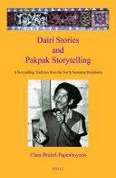 Dairi Stories and Pakpak Storytelling