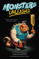Monsters Unleashed Book