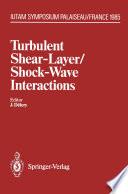 Turbulent Shear Layer Shock Wave Interactions