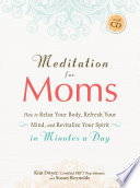 Meditation for Moms with CD