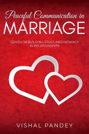 Peaceful Communication In Marriage Book PDF