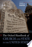 The Oxford Handbook Of Church And State In The United States