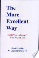 The More Excellent Way Book PDF