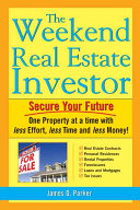 The Weekend Real Estate Investor Pdf/ePub eBook