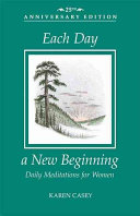 Each Day a New Beginning Book PDF
