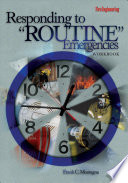 Responding to  Routine  Emergencies Workbook