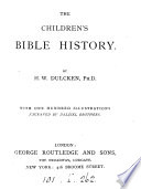 The Children s Bible History