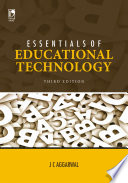 Essentials of Educational Technology, 3rd Edition