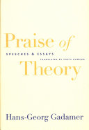 Praise of Theory