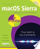 Macos Sierra In Easy Steps