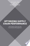 Optimizing Supply Chain Performance