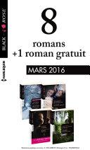 Pdf 8 romans Black Rose + 1 gratuit (n°377 à 380 - Mars 2016) Telecharger
