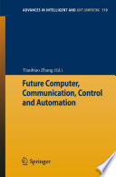 Future Computer Communication Control And Automation Book PDF