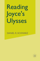 Reading Joyce's Ulysses [Pdf/ePub] eBook