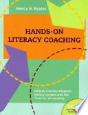Hands on Literacy Coaching