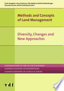 Methods and Concepts of Land Management  Diversity  Changes and New Approaches