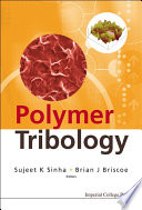 Polymer Tribology Book