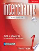 Interchange Level 1 Student s Book 1 with Audio CD Book PDF