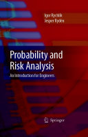 Pdf Probability and Risk Analysis Telecharger