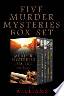 Five Murder Mysteries Box Set Book