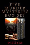 Pdf Five Murder Mysteries Box Set