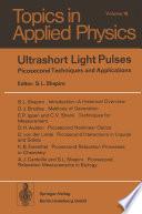 Ultrashort Light Pulses