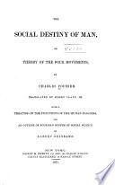 The Social Destiny of Man