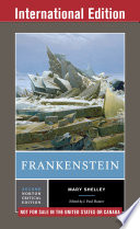 Frankenstein (Second International Student Edition) (Norton Critical Editions)