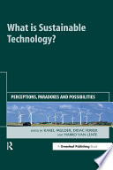 What is Sustainable Technology