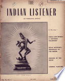 THE INDIAN LISTENER