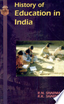 """History of Education in India"" by Ram Nath Sharma, Rajendra Kumar Sharma"