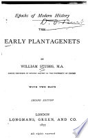 The Early Plantagenets Book PDF