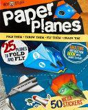 Boy Stuff Paper Planes