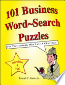 101 Business Word-Search Puzzles