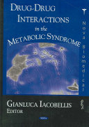 Drug drug Interactions in the Metabolic Syndrome